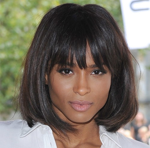 ciara african american hairstyle